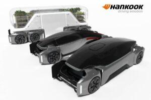 Hankook представив футуристичне бачення шин і мобільності