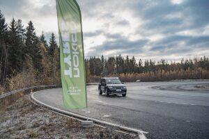 За допомогою шин Nokian Tyres встановлено новий світовий рекорд
