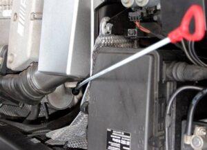 Поради від febi для перевірки рівня масла в 5-ступінчатій автоматичній коробці передач (722.6) Mercedes-Benz