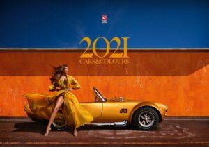 Календар Inter Cars на 2021 рік