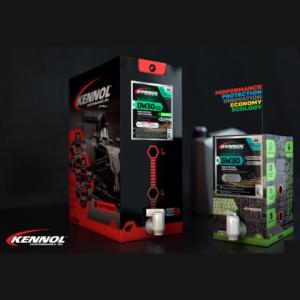 AVDtrade: Преміум-олива KENNOL розливається в інноваційну упаковку ECOBOX!