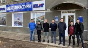 Компанія ELIT-Ukraine відкрила нову філію у м. Ізмаїл