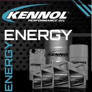 KENNOL ENERGY - 100% синтетична олива, призначена для бензинових та дизельних турбованих двигунів