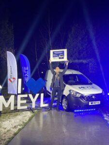 BM Parts: визначений власник автомобіля Renault Dokker Van від Meyle