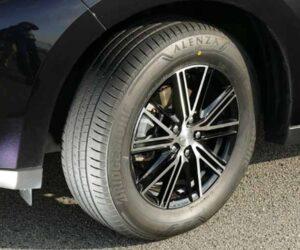 Bridgestone відкликає партію шин Alenza 001