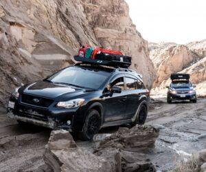 Амортизатори BILSTEIN B6 виводять  Subaru XV на новий рівень