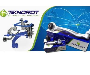 Запчастини Teknorot поповнили асортимент Автолідер