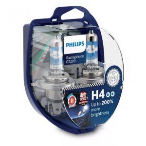 Галогенні лампи Philips RacingVision GT200 отримали звання «рекомендована покупка»