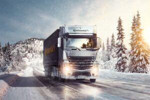 Зима без компромісів з вантажними шинами Conti Scandinavia