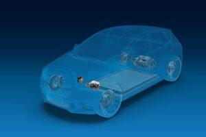 ZF впроваджує регенеративні гальмівні системи у серійне виробництво для електроавтомобілів