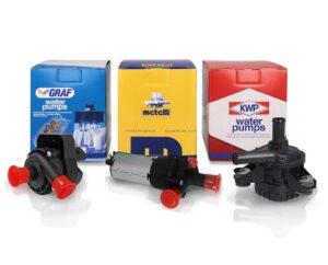 Metelli розширює свою продуктову лінійку додатковими електричними водяними помпами