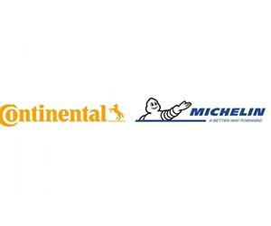 Continental і Michelin збільшили обсяги продажів