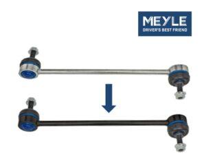 Стійки стабілізатора від Meyle незабаром у новому кольорі