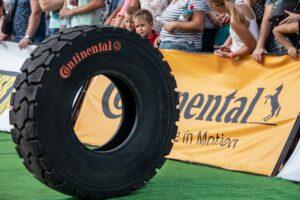 Continental підтримує рух стронгменів України