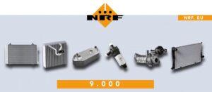 Асортимент продукції NRF досяг 9000 найменувань
