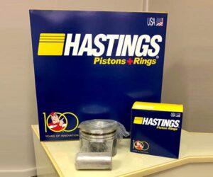 Розширена пропозиція поршневих кілець від Hastings