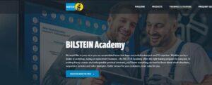 Онлайн-семінари від BILSTEIN