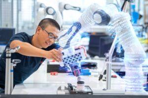 На шляху до бездоганного виробництва за допомогою штучного інтелекту Bosch