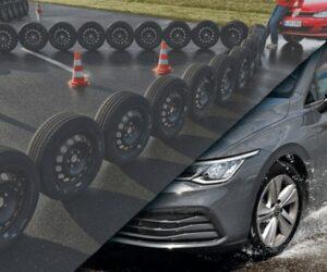 Тест літніх шин 2021 року від Auto Bild: акцент на діаметрі 205/55 R16