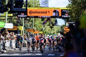 У Бресті розпочався найбільший у світі велопробіг з шинами Continental