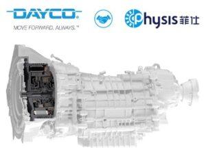 Dayco і Physis – партнерство у розробці гібридних модулів світового класу для електрокарів