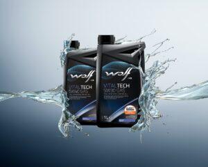 Інновація у сфері змазування від WOLF для екологічних газових автомобілів