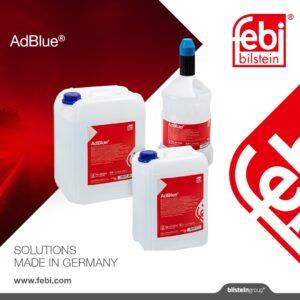 Турбота про довкілля разом з febi AdBlue®