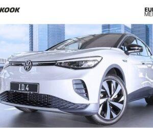 Hankook оснастить перший повністю електричний кросовер Volkswagen шинами Ventus S1 evo 3 ev