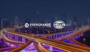 Новий етап співпраці HELLA з групою Evergrande