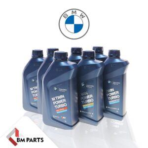 Новинка в асортименті BM Parts - оригінальні моторні мастила від BMW