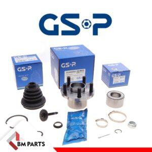 Чергове розширення асортименту від бренду GSP в асортименті BM Parts