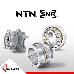 NTN-SNR та BM Parts - відтепер прямий контракт