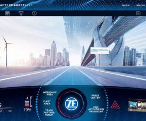 ZF Aftermarket лідирує на ринку післяпродажного обслуговування наступного покоління