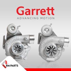 Нова серія турбокомпресорів для двигунів з малими об'ємами від Garrett
