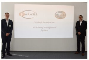 Стратегічне партнерство HELLA і Farasis Energy