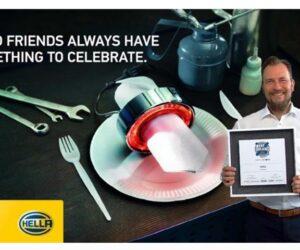 HELLA отримала нагороду ETM Reader Award в номінації «Кращий Бренд»