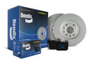 Гальмівні колодки Bendix додано до асортименту TMD Friction
