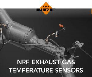 NRF виходить за межі звичного асортименту з датчиком температури вихлопних газів