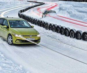 Auto Bild: Тест зимових шин розміру 205/55 R16 (2 021)
