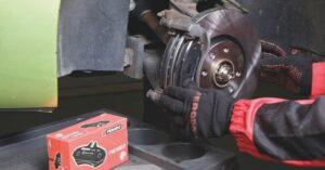 Технічні рекомендації Ferodo N°3: запобігання шуму