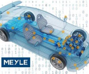 Електронні компоненти MEYLE: розширення асортименту датчиків системи управління двигуном